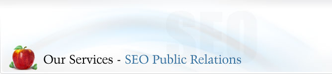 Our Services - SEO Public Relations